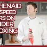 KitchenAid Immersion Blender Unboxing & Demo