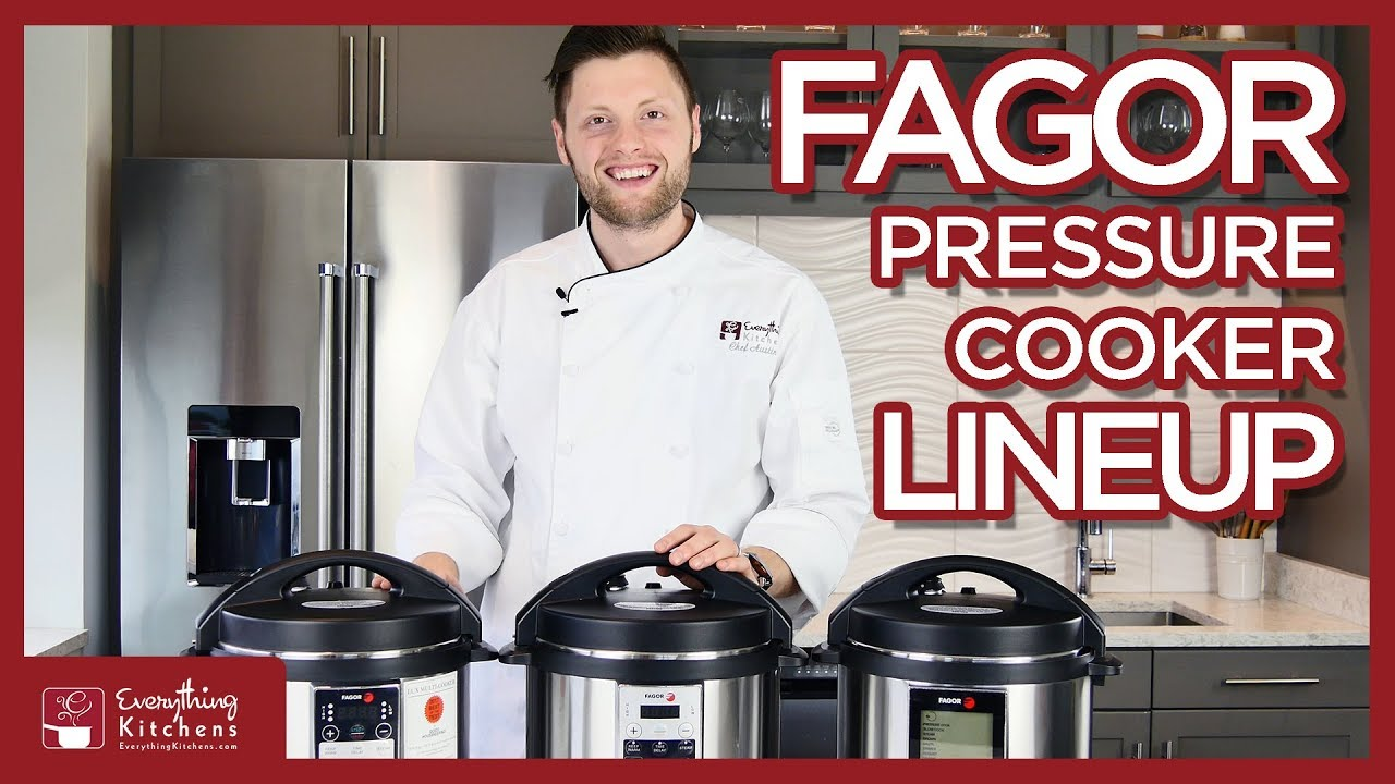 Fagor Electric Multi Cookers Amp Pressure Cookers The Review Guide