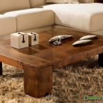 Modern Rustic Coffee Table Ideas