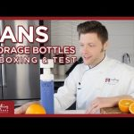Sans Vacuum Storage Bottles - Unboxing - Juice Saver, Smoothie Saver & More