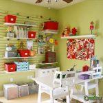 Craft Room Paint Ideas
