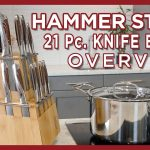 Hammer Stahl  Knife Block Review & Overview with Bobby Griggs