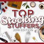 Top 10 Kitchen Christmas Stocking Stuffers | 2018 - Best Kitchen Gift Ideas