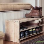 Small Shoe Rack Bench Ideas