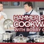Hammer Stahl Cookware Review & Overview with Bobby Griggs