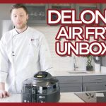 DeLonghi Air Fryer Unboxing  - Low Oil Fryer Testing