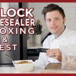 AirLock Bag Resealer Unboxing & Test - FreshEtech Kitchen Gadget