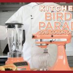 KitchenAid Bird of Paradise - 2018 Color of the Year