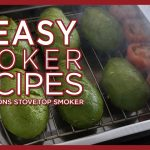 Smoked Salsa, Guacamole, Lavender Popcorn, and Cashews - Cameron Stovetop Smoker Recipes