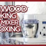 Kenwood Mixer - Cooking Chef Mixer Unboxing