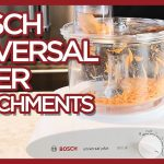 Bosch Universal Mixer Attachments - Blender, Ice Cream Maker, ...