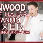 Kenwood Chef Titanium Mixer 5qt Unboxing & Review