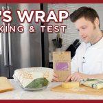 Bee's Wrap Unboxing - Plastic Wrap Alternative - Sandwich Wrap