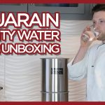 Aqua Rain 303 Water Filter Unboxing & Assembly