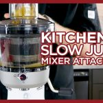 KitchenAid Slow Juicer Attachment for Mixer