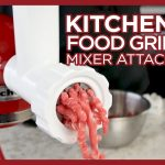 KitchenAid Mixer Food Grinder Attachment
