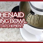 KitchenAid Precise Heat Mixing Bowl Mixer Attachment