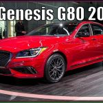 Genesis G80 2018 | New Hyundai Genesis G80 Sport 2018 Review And Specs