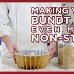 Nordic Ware - Bundt Pan Sticking? Make Bundt Pans Nonstick