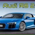 Audi R8 2018 | 2018 Audi R8 V10 Plus Review - Exterior and Interior