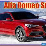 Alfa Romeo Stelvio 2018 TI Sport Interior Exterior Review