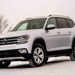 VW Atlas 2018 | Review 2018 Volkswagen Atlas SEL Premium - interior exterior