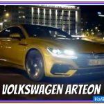 Volkswagen Arteon 2018 | New VW Arteon 2018 Review -  Interior Exterior and Drive Result