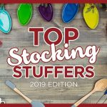 Top 10 Kitchen Christmas Stocking Stuffers Gift Guide | 2019 - Best Kitchen Gift Ideas