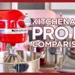 KitchenAid Mixer Comparison  Professional HD Mixer, Artisan Mixer, and Pro 600 Bowl-Lift Mixer