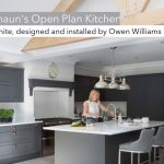 Open Plan Living | Amy and Shaun's Open Plan Space