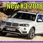 BMW X3 2018 | New BMW X3 M40i 2018 Review And Specs